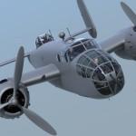 B-25C no texture