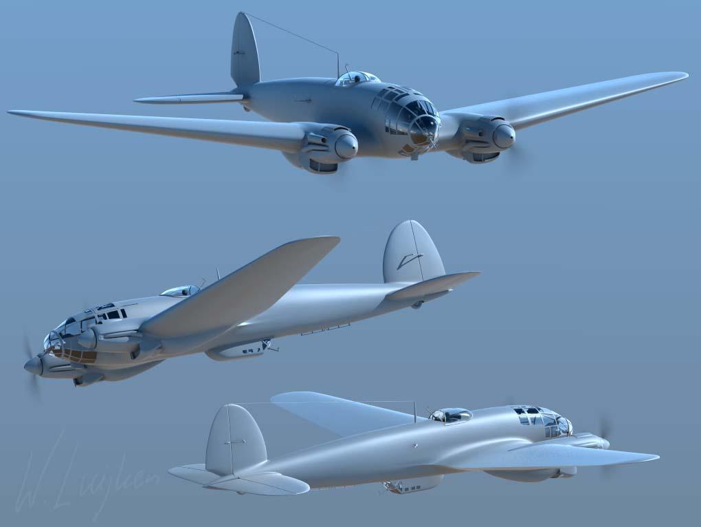 Wiek S Homepage 187 Heinkel 111
